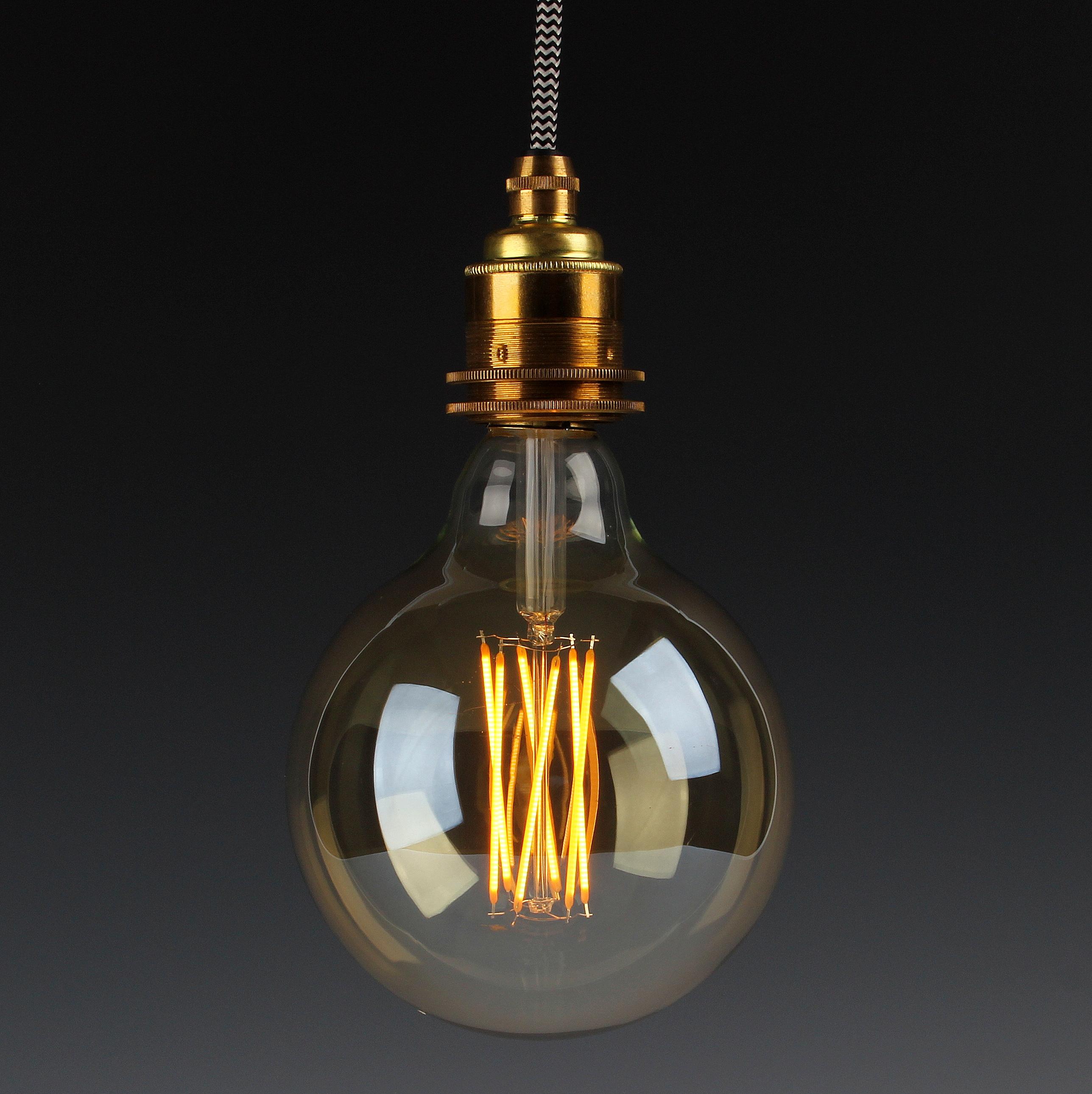 danlamp mega edison gold e27 deko led leuchtmittel 1 radio k lsch hamburg. Black Bedroom Furniture Sets. Home Design Ideas