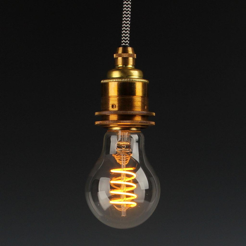 textilkabel lampe selber bauen. Black Bedroom Furniture Sets. Home Design Ideas